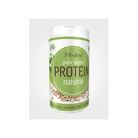 Fit-day Protein natural 600 g