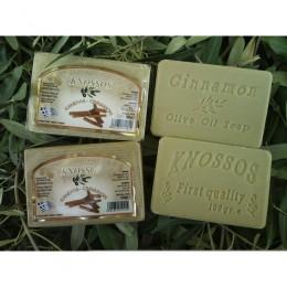 Olivové mýdlo se skořicí