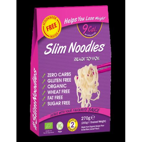 Slim Pasta Noodles 270g Nízkokalorické těstoviny