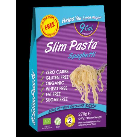Slim Pasta Spaghetti 270g Nízkokalorické těstoviny