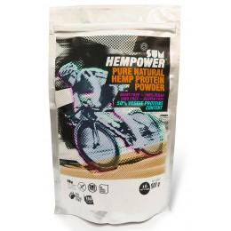 Natural 100% čistý konopný protein 500g Sport SUM HEMPOWER PURE NATURAL