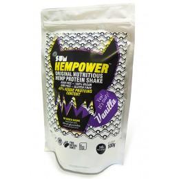 Konopný proteinový šejk vanilka 500g SUM HEMPOWER VANILLA