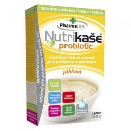 Nutrikaše probiotic jáhlová 180 g (3x60 g)