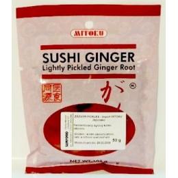 Zázvor v nálevu pro Sushi