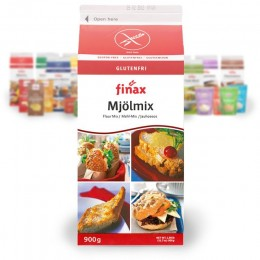 FINAX bezlep. směs s mlékem 900g