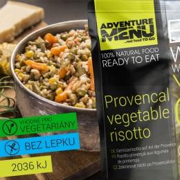 Zeleninové rizoto po Provensálsku 400g ADVENTURE MENU