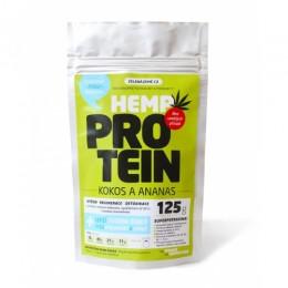 Konopný protein kokosový s ananasem 125g ZZ