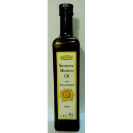 Slunečnicový olej bio RAPUNZEL