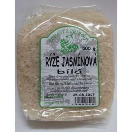 Rýže jasmínová 500g ZP