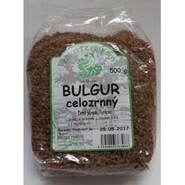 Bulgur celozrnný 500g ZP.