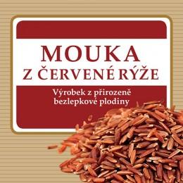 Mouka z červené rýže 250 g Adveni