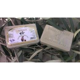 Olivové mýdlo s oslím mlékem 100g