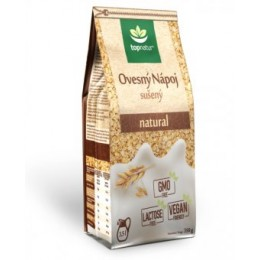 Oves milk - ovesný nápoj 350g TOPNATUR