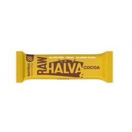 RAW HALVA COCOA 50g BOMBUS