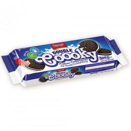 Coooky - kakaové sušenky s vanilkovým krémem bez lepku a laktózy 300g