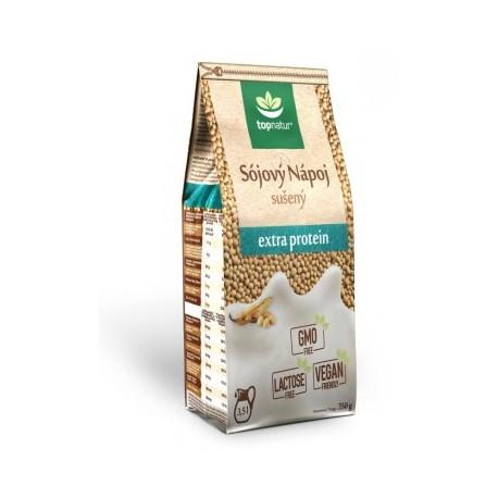 Soja Milk extra protein 350g ASP Topnatur