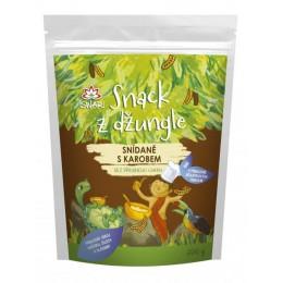 Snack z džungle BIO - SNÍDANĚ S KAROBEM 300g ISWARI
