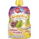 Pyré Jablko - hruška 100% bez přidaného cukru 120g Ovocňák