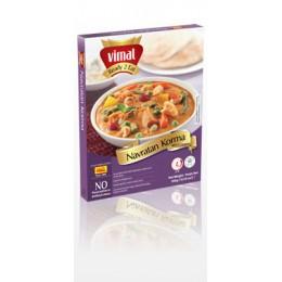 Aromatická kombinace zeleniny v husté krémové omáčce (Navratan Korma) 300g