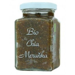 Ovocná pomazánka Bio chia meruňka 260g