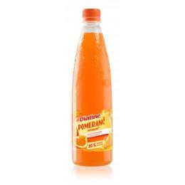 Dialine koncentrát Pomeranč 650ml