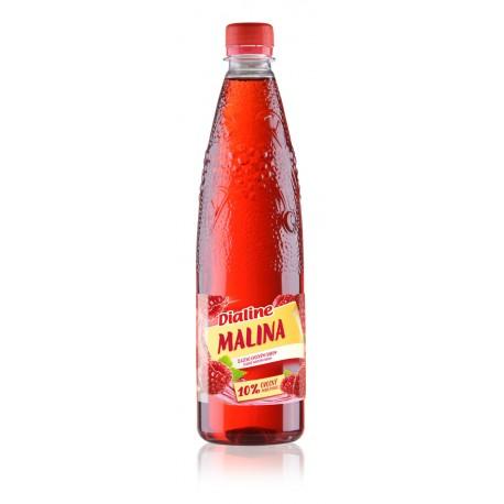 Dialine koncentrát Malina 650ml