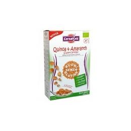 Cerealvit - BIO Quinoa a Amarant lupínky bez lepku 375 g