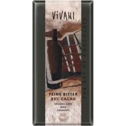 Hořká čokoláda 85% kakao RAPUNZEL