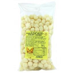 Křupky kukuřičné jogurt - mango - Natural 150g