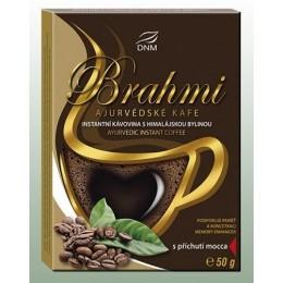 BRAHMI mocca ajurvédské kafe 50 g