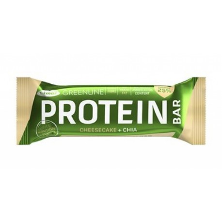 Greenline - Protein bar cheesecake - Tekmar 60g