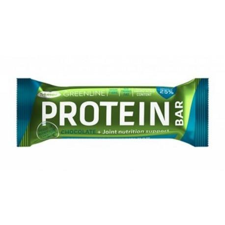 Greenline - Protein bar chocolate - Tekmar 60g