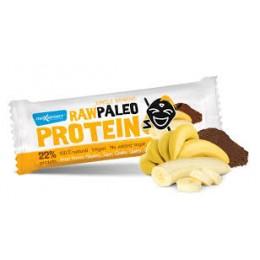 Proteinová RAW tyčinka s banánem a kakaem - Maxsport 50g