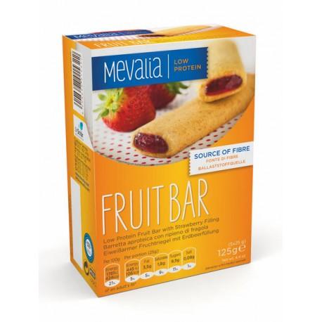 MEVALIA Fruit Bar 125g (5 x 25g) Schar