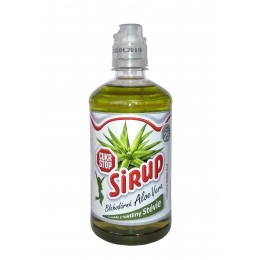 Sirup Aloe Vera 500 ml Nova Fruit - CUKR STOP - Praga Drinks