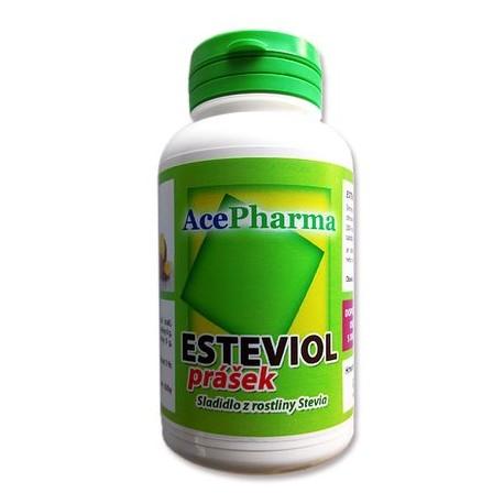Stevia - přírodní sladidlo sypké 50g AcePharma