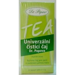 Univerzální čistící čaj - 20 sáčků POPOV