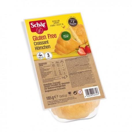 Croissant 165g bez lepku Schar