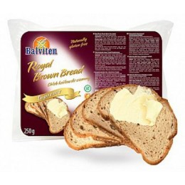 Chléb Královský tmavý, Bez lepku 250g SUPREME Balviten