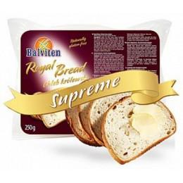 Chléb Královský, bílý, bez lepku 250g SUPREME Balviten