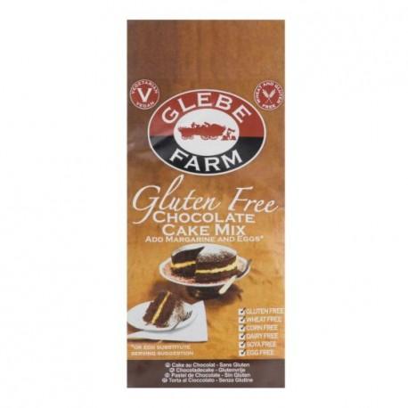 Směs na dort čokoládový bezlepková 300 g GLEBE FARM