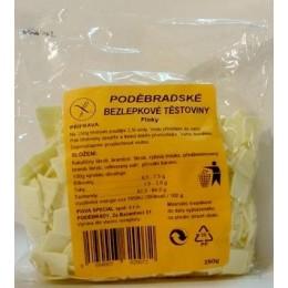 Bezlepkové těstoviny - Fleky 250g POVA