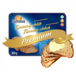 Chléb Kmínový bez lepku 200g PREMIUM Balviten