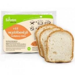 Chléb bílý, oblíbený, bez lepku, 320g Balviten