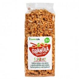 Granola - Křupavé müsli s jablky 350 g BIO CL