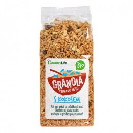 Granola - Křupavé müsli s kokosem 350 g BIO CL