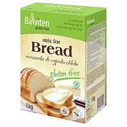 Směs pro pečení chleba, 1kg. Bez lepku BALVITEN