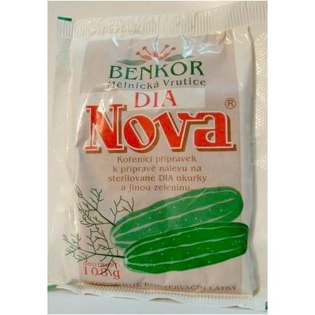 Dia Nova - kořenící přípravek okurek 108g