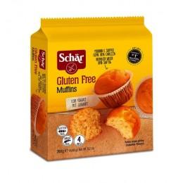 Muffins 260g (4x65g) bez lepku Schar