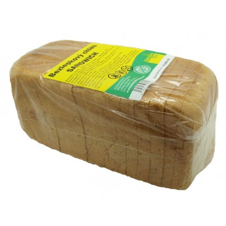 Bezlepkový Sandwich 460g Michalík